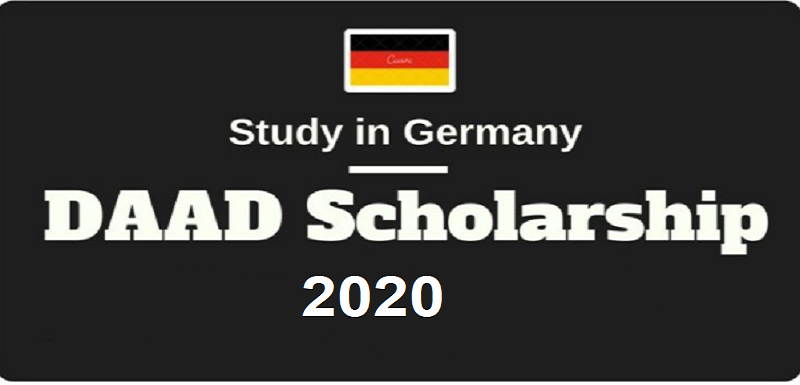 Daad scholarship for master thesis